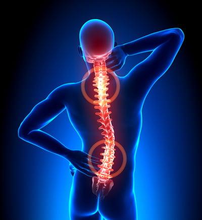 major back pain